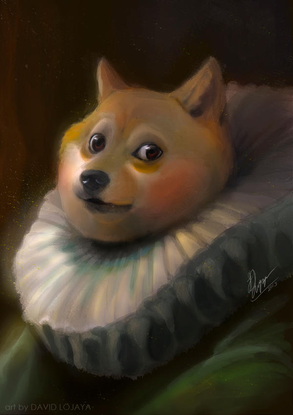 Sir Doge by artspell