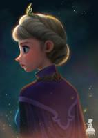 Frozen Queen by Ardinaryas