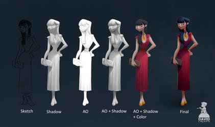 Ambient Occlusion Painting Tutorial