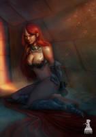 Dragon Hunter Girl 2 by Ardinaryas