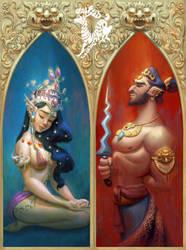 The Sad Princess and the Evil King