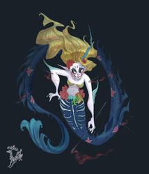 Dead Mermaid by Ardinaryas