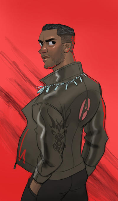 Black Panther by Ardinaryas