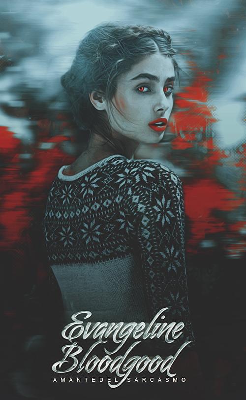 COVER | Evangeline Bloodgood. by wondermalik
