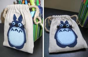 Little Totoro Bag