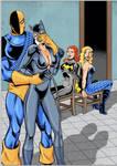 Three for Three (Gotham girls edition)