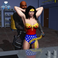 And along comes a Wonder Woman Part 8a by Radius45