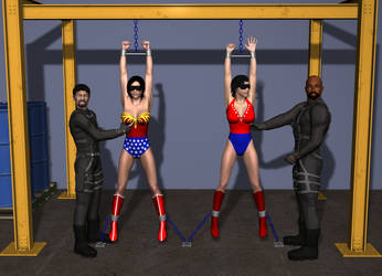 And along comes a Wonder Woman Part 15 by Radius45