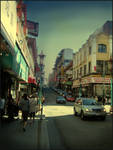 the china town. 2. by J710