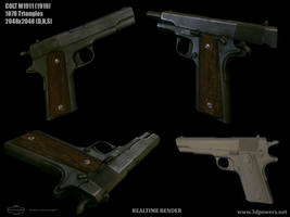 M1911 by JPowers
