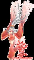 dragon girl by mao00mao