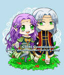 :chibi commission: by mao00mao