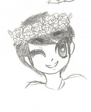Cadell With Flower Crown by HetaliaMaid