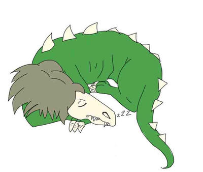Spooky scary reptiles can also be tired by Drenniethes