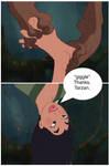 Fa Mulan is upside down.