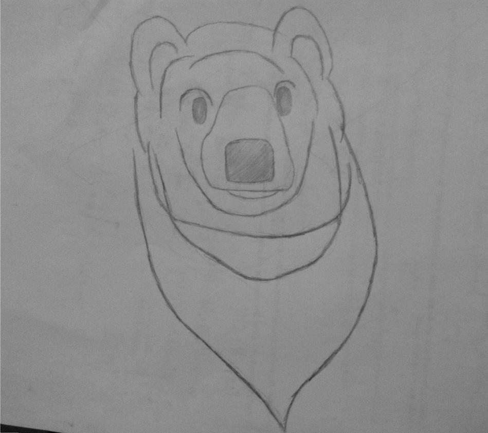 Curious Bear by ry00n