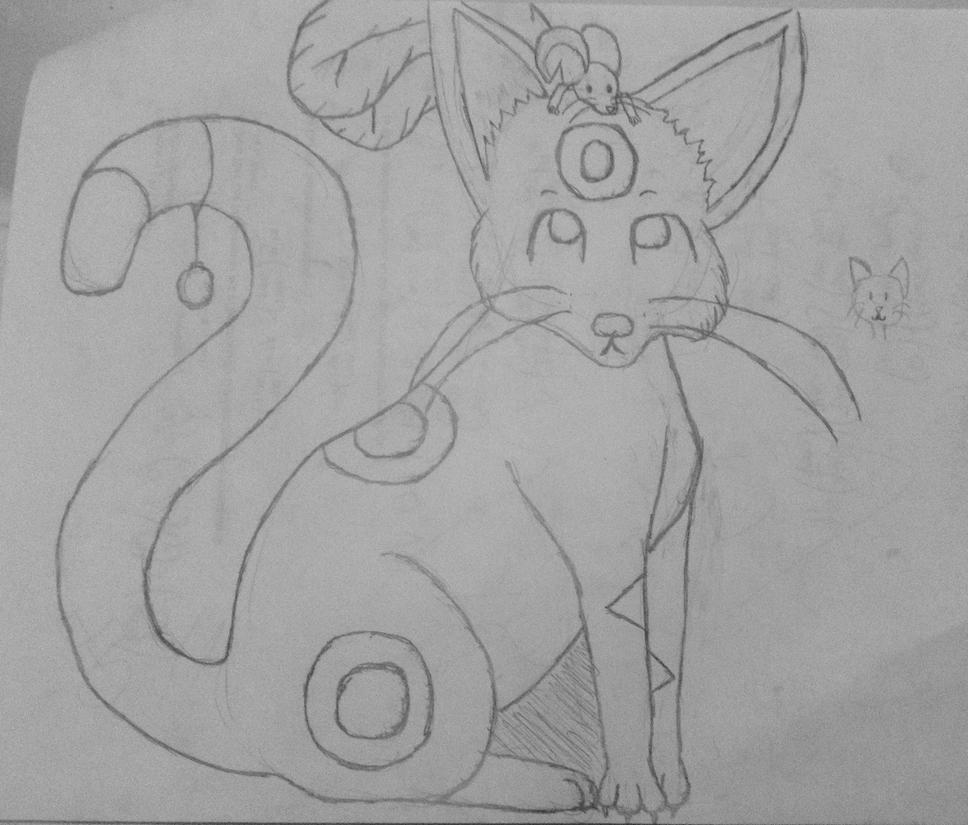 Transformice Cat by ry00n