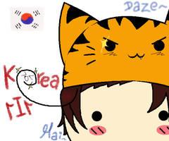 APH- Im Yong Soo's Toeto by RockAngel-Link
