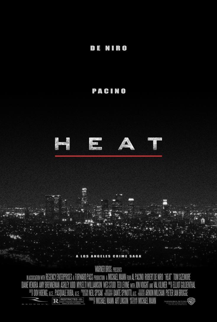 Heat poster by drMIERZWIAK on DeviantArt