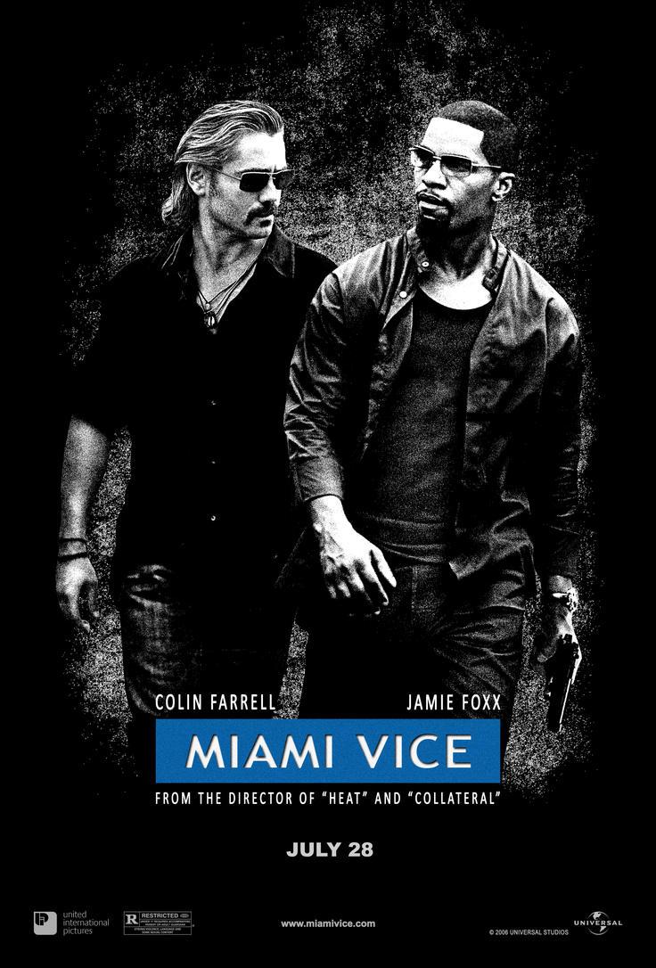 Miami Vice (2006) Poster