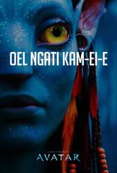 Avatar: Neytiri poster by drMIERZWIAK