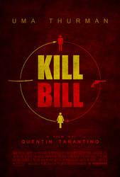 Kill Bill poster by drMIERZWIAK
