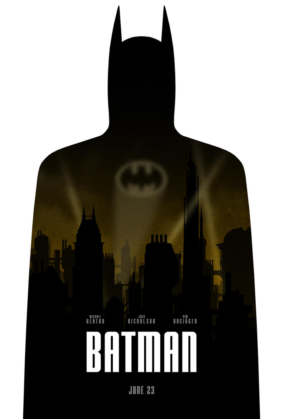 batman poster by drmierzwiak on deviantart. Black Bedroom Furniture Sets. Home Design Ideas