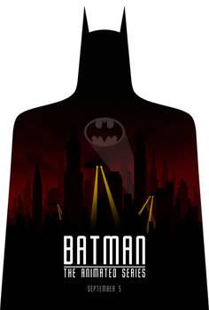 Batman TAS poster