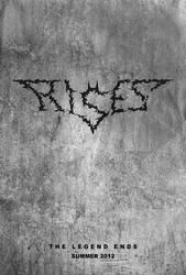 The Dark Knight Rises poster ver 2