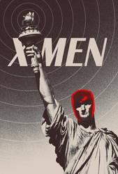 X-Series #1: X-MEN poster