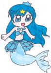 Chibi Mermaid Princess Hanon