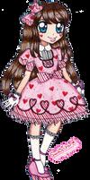 Piwy Lolita Design [COMMISSION] by sekaiichihappy