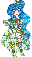 Princess Cure Spinel