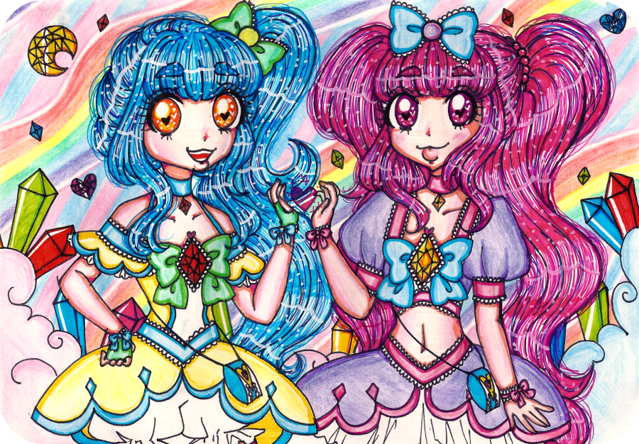 Princess Pretty Cure! by sekaiichihappy
