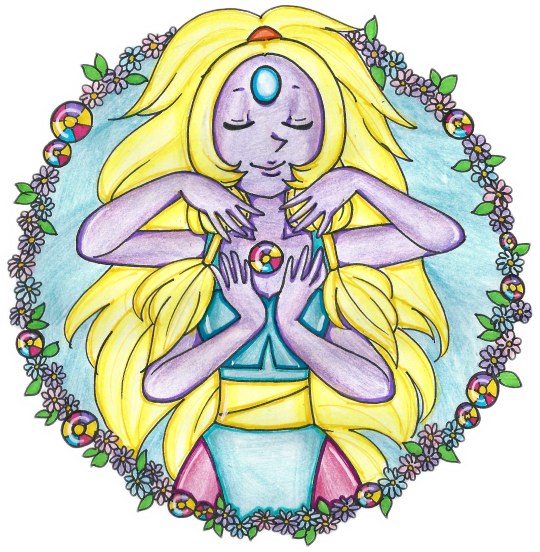 """""""All I want to do is see you turn into a Giant Woman!"""" I always get that song stuck in my head when I think of Steven Universe, I love it though… And I love Opal! She's so pretty and elegant,..."""