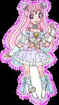 Oceanic Pretty Cure! - Cure Pearl