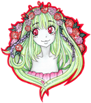 Amora [COMMISSION] by sekaiichihappy