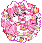 Pretty Cure of Strawberry Shortcake, Cure Whip