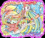 Mermay - Rainbow Mermaid
