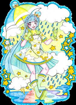 Magical Rainy Girl