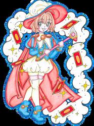 Cardcaptor Sakura by sekaiichihappy