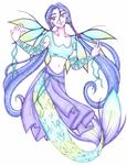 Mermaid Hay Lin by sekaiichihappy