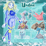 Undine [Pokemon OC]
