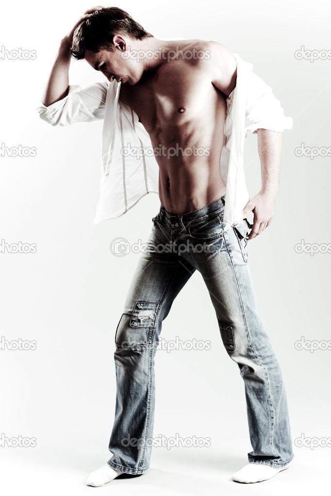 depositphotos 1370614-Fashion-male-portrait by DanikaMilles