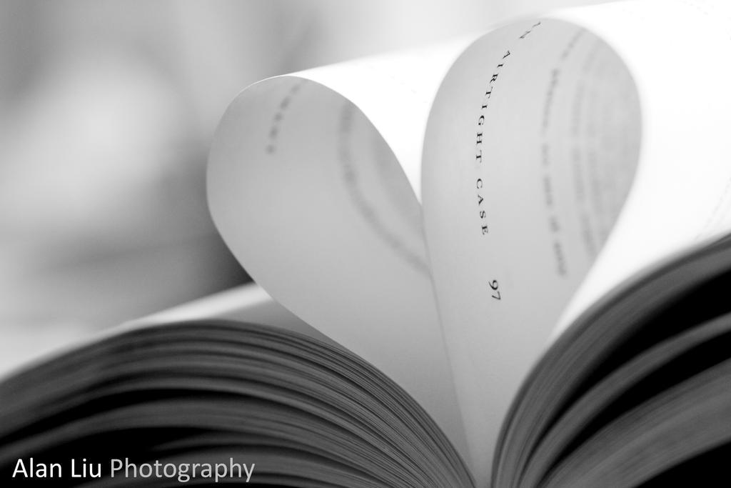 Book-bw by DanikaMilles