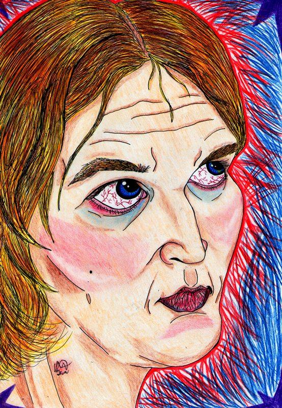 Autoportrait by MelloRocks