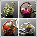 More yarn baskets