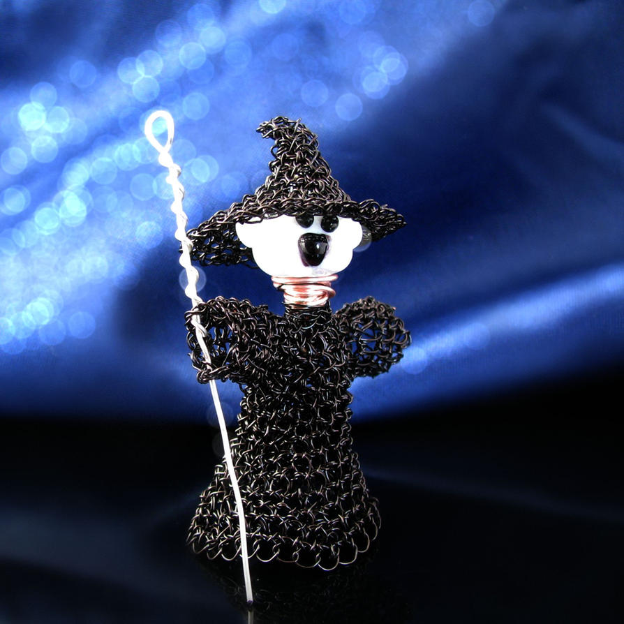 The Black Wizard by CatsWire