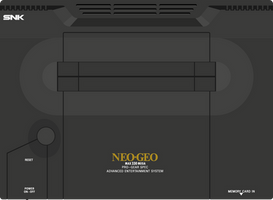 NEO GEO AES System (Vector)