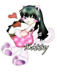 chibi-kitty by MilkyKnots